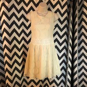 Jun&Ivy Sunflower Lace Dress
